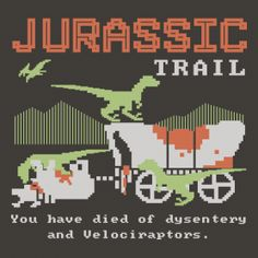 e8555f884 Jurassic Trail Cool Graphic Tees, Graphic Tee Shirts, Movie T Shirts, Funny  Shirts
