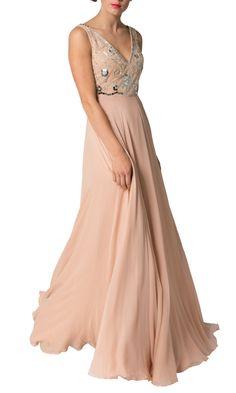 alex perry - luna gown