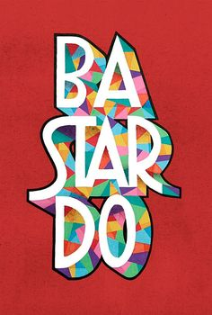 Typography by Jorge Lawerta