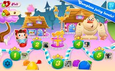 Candy Crush Soda Saga Free Download – Looks and Tastes Much Sweeter Than Ever Before