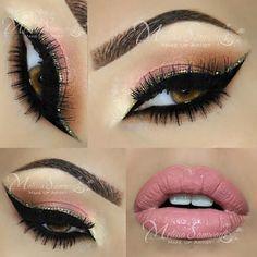 Sexy Pink Makeup