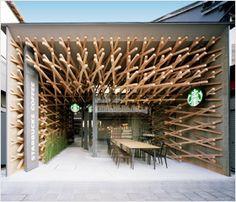 Starbucks in Dazaihu, Japan