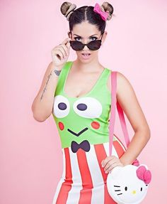 Dress of the dayKeroppi Bodycon Dress is $19 code: THEDRESS