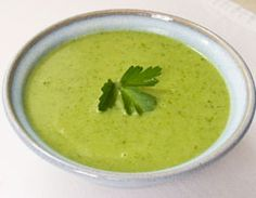 Dairy Free Cream of Broccoli Soup: Quick & Easy, Vegan, Low GI, Gluten Free - delicious beginning to any meal, satisfying light meal for 2 people, with muffins or crusty bread with hummus. And it makes cows very happy!