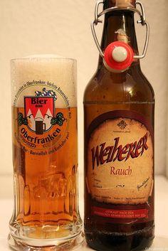 Weiherer Rauchbier der Brauerei Kundmüller aus Viereth-Trunstadt im Landkreis Bamberg www.kundmueller.de