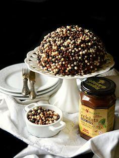 Dolci a go go: Zuccotto al cioccolato e Nocciolata black and white