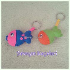 Balık magnet ve anahtarlık siparişi :)