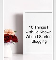 10 Things I Wish I�d
