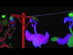 TLE 2012 - Puppets - I'll Fly Away - YouTube