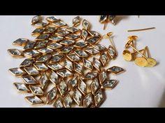 Jewerly Making Ideas Wire Ideas For 2019 Silk Thread Bangles Design, Silk Thread Earrings, Thread Jewellery, Beaded Earrings, Wire Jewelry, Earrings Handmade, Beaded Jewelry, Gold Jewellery, Handmade Jewelry Designs