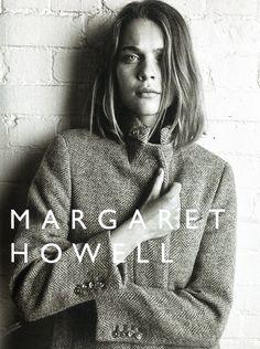 margaret howell f/w 09 - kim noorda by venetia scott