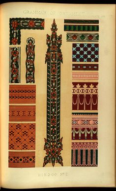 (1856) - v.2 - The grammar of ornament, by Owen Jones