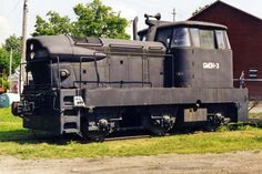 The GMD GMDH-3 was an experimental diesel-hydraulic switching locomotive built in January 1960 by General Motors Diesel of Canada. Only one example was built, with GMD serial number A1813. The locomotive was essentially the GMDH-1 design but with only a single hood, a single engine and an end cab, mounted on a six-wheel chassis..