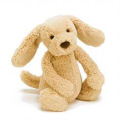 Bashful Toffee Puppy | £11.00