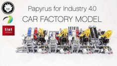 A LEGO Car Factory powered by LEGO MINDSTORMS that assembles a customized version of Emmet's car in four steps. Check it out! Cars Youtube, Lego Mindstorms, Lego Projects, Car Ins, Best Funny Pictures, Photo Wall, Red, Robotics, Engineer