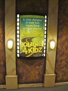 Signage Ideas for Your Children's Ministry (Pt.4) ~ RELEVANT CHILDREN'S MINISTRY