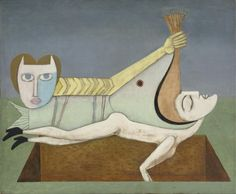 L'animal Manuel, 1943, Victor Brauner
