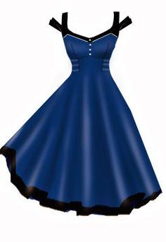 Blueberry Hill Fashions : Rockabilly Retro Designs ~ Newest from BBH
