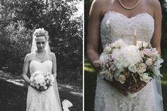 Lace Wedding, Wedding Dresses, Charleston, Bouquets, Florals, One Shoulder Wedding Dress, Photography, Fashion, Bride Dresses