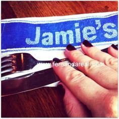 Jamie Italian Covent Garden London