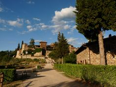 Montefioralle, Italy by lo.tangelini