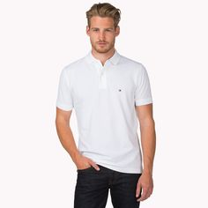 Tommy Knit Regular Fit Polo | Official Tommy Hilfiger Shop