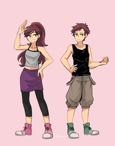 Resultado de imagem para Fight Falls-- they kinda look like they're in Pokemon Trainer poses