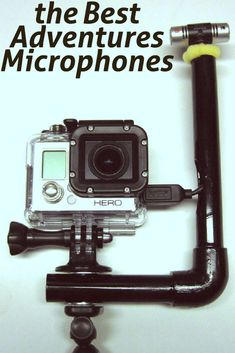 Among the most popular video cameras on the market today is the GoPro series of cameras, which are used to record anything from birthday parties to short movies.  However, GpPro is the video camera of choice to record action sports such as mountain biking, surfing, climbing, and skydiving.
