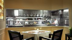 The Ritz-Carlton, Amelia Island - Seat in the Kitchen: The ultimate dining experience