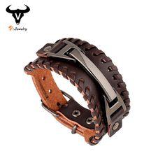 Bracelet Handmade Woven Bracelet And Bangles Wristband