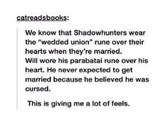 same with julian. he knew he only loved emma but he couldn't marry her if they were parabatai Shadowhunters Series, Shadowhunters The Mortal Instruments, Jace Lightwood, Nos4a2, Shadowhunter Academy, Will Herondale, Clockwork Angel, Cassie Clare, Cassandra Clare Books