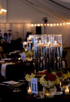 Merrimon-Wynne House - Raleigh NC Wedding Venues - Centerpiece