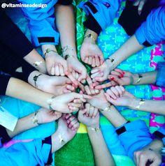 Vitamin Sea Design #tattoo #lacrosse #team #together