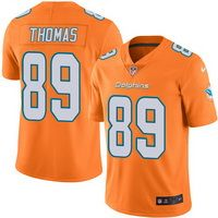 c719ff9bd  21 Nike Miami Dolphins  89 Julius Thomas Orange Men s Stitched NFL Limited Rush  Jersey Nfl