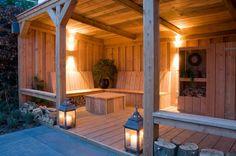 WoW mooie veranda