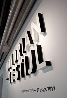 Centre Pompidou - Mondrian De Stijl exhibition Les Graphiquants