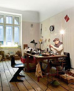 pracowniach polskich artystów - Google Search