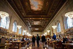 """RecBib on Twitter: """"La imponente #biblioteca de #NuevaYork, una joya arquitectónica al alcance de todos https://t.co/t5kDr4VAqI vía @lavanguardia https://t.co/6v8uruupeH"""""""