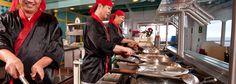 Ji Ji Asian Kitchen | Asian Lunch Cuisine | Carnival Cruise Lines