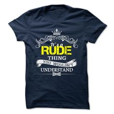 [Popular Tshirt name printing] RUDE  Discount Today  RUDE  Tshirt Guys Lady Hodie  TAG YOUR FRIEND SHARE and Get Discount Today Order now before we SELL OUT  Camping administrators