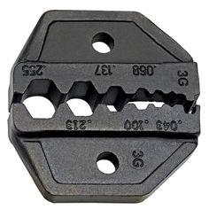 Klein Tools Die Set f-RG58-59-62-174 Coaxial Cable & Fiber Optic