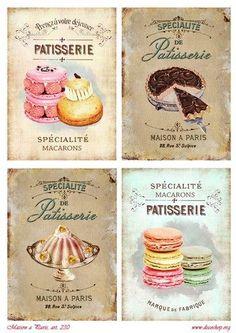 Boulangerie police Bonbons Autocollant Vinyle Autocollant-À faire soi-même BOCAL étiquette