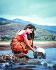 Teen Girl Photography, Indian Wedding Couple Photography, Couple Photography Poses, Village Photography, Nature Photography, Indian Photoshoot, Couple Photoshoot Poses, Dehati Girl Photo, Girl Photo Poses
