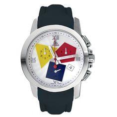 Jacob & Co. Unisex Swiss Made Chrono Watch