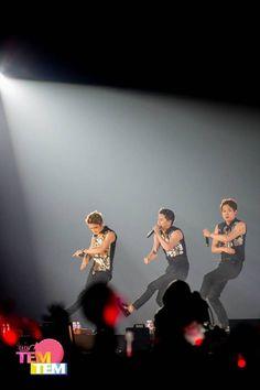 25.09.14 JYJ's 'The Return of the King' concert in Bangkok