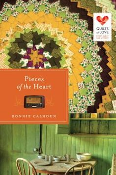 For Him and My Family: Pieces of the Heart by Bonnie S. Calhoun -CFBA book review #ChristianFIction #bookreview