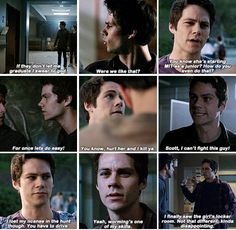 Teen Wolf 6x10 - Stiles Stilinski and his sassy comments