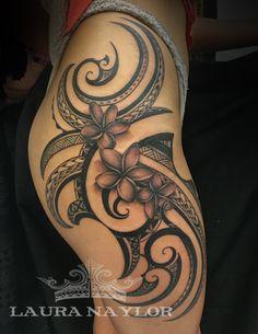 Body Tattoo Design, Hip Tattoo Designs, Tribal Tattoos For Women, Hand Tattoos For Women, Best Sleeve Tattoos, Body Tattoos, Tatoos, Dainty Tattoos, Pretty Tattoos