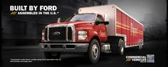 Learn about the Ford® Commercial Truck lineup. Ford Commercial Trucks, Cargo Van, Car Images, Pickup Trucks, Transportation, Engineering, Vans, Vehicles, Schedule