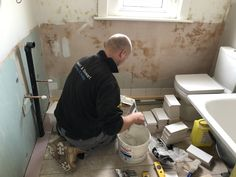 level and tiling Carshalton Beeches
